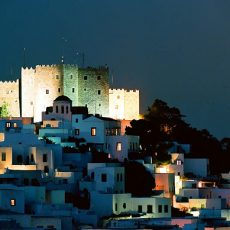 Easter in Patmos